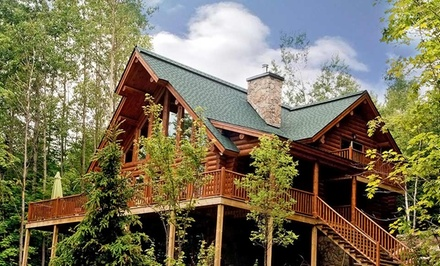 3-Night Stay for Eight in a Four-Bedroom Chalet at Blueberry Lake Resort in Labelle, QC