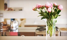 Fresh Floral Arrangements at Flowers 4 U (Up to 55% Off). Two Options Available.