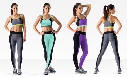 Yoga Pants And Sports Bra Sports Bras And Yoga Pants
