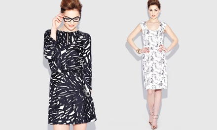 Women's Designer Clothing, Shoes, Accessories, and Home Decor from ideeli (50% Off). Two Options Available.