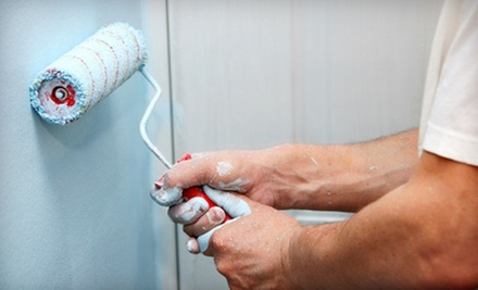 Interior-Painting Services for Two or Three Rooms from Gust Renovations, LLC (Up to 71% Off)