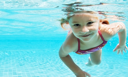 Four Children's Swimming Lessons or Water Babies Swim Class at Peak Health & Wellness (Up to 58% Off)