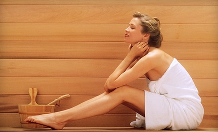Massage, Footbath, and Far-Infrared Sauna Session for One or Two at Wind-N-Willow Specialty Shop & Spa (Up to 65% Off)