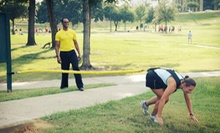 Four- or Eight-Week Boot Camp from Shape Fitness USA (Up to 68% Off) 