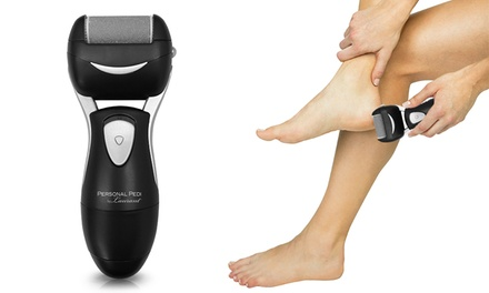 Personal Pedi Battery Operated Callus Remover