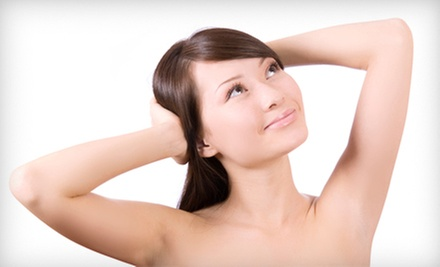 Six Laser Hair-Removal Treatments on a Small, Medium, Large, or Extra-Large Area at Manasra Medical Spa (Up to 80% Off)