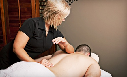 60-, 90-, or 120-Minute Deep-Tissue Massage at Raynor Massage Canada in West Kelowna (Up to 53% Off)