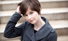 Women's and Men's Haircut Packages at Suite Beautiful Hair (Up to 67% Off). Three Options Available.