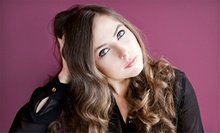 European Facial, Haircut and Partial Highlights, or all Three at The Salon (Up to 53% Off)