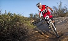 Service Package with 10 Flat Changes, Check-Over, and Tires, or Bike Fitting or Tune-Up at Cycle World (Up to 59% Off)