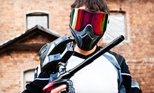 Paintball Package for Two or Four at Paintball Knights (Up to 56% Off)