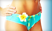 One or Three Bikini or Brazilian Waxes at Bee Beautiful (Up to 60% Off)