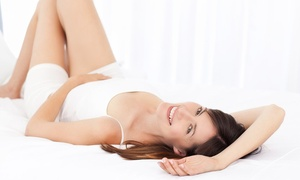 Three Laser Hair-removal Treatments On A Small, Medium, Or Large Area At Palmetto Women