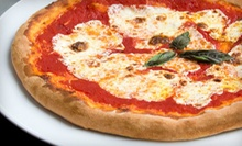 Sicilian Cuisine and Wood-Fired Pizzas at Flames 231 (Half Off). Two Options Available.