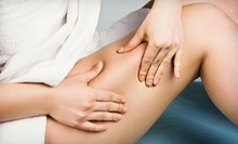 Two, Four, or Six Lipo-Laser Procedures with Body Wraps at New Body Image (Up to 82% Off)