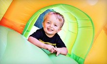 Bounce Session for Two or Four, Five Bounce Sessions, or a Birthday Party at Concord Bounce (Up to 53% Off)