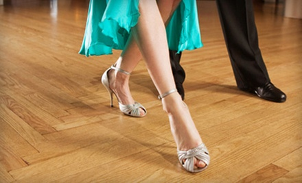 5 or 10 Group Dance Lessons at Fred Astaire Dance Studio  (Up to 72% Off)