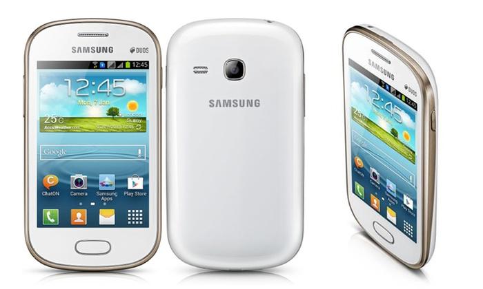 Samsung Galaxy Fame GSM Phone