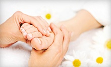 One or Three Reflexology Treatments at Kirk Center for Healthy Living (Up to 59% Off)