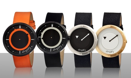 Simplify 2200 or 700 Collection Men's Watches