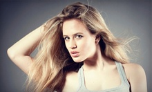 $39 for a Haircut and Partial Highlights or All-Over Color at Valerie Giacobbe ($90 Value)