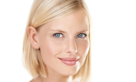 Nonsurgical Face-Lift Package or Custom European Facial and Salt Glow at A Skin & Body Sanctuary (Up to 53% Off)