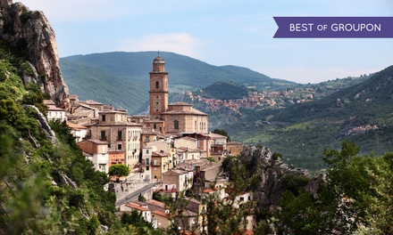 groupon daily deal - 7-Day Central Italian Culinary Tour from Epitourean. Price per Person Based on Double Occupancy.