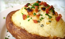 American Breakfast or Lunch for Two or Four at TJ's Kitchen (Up to 57% Off)