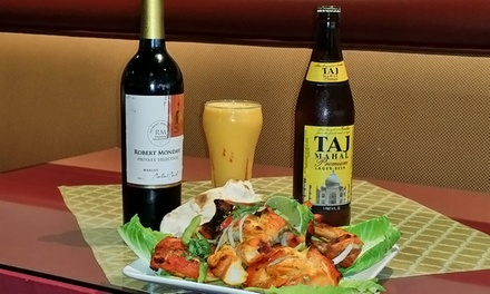 Indian Food for Two or Four at Mahan Indian Restaurant (Up to 50% Off)