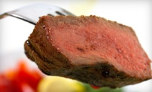 Brazilian Steak-House Cuisine at Rio's Steak House (Up to Half Off). Two Options Available.