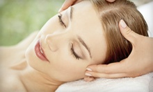 $35 for a Reflexology with Facial, Reflexology Treatment, Hot Stones, and Touch Therapy ($89 Value)