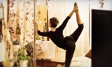 Private Pole-Art Dance Lessons for One or Two at Essential Dance Studio (Up to 74% Off). Four Options Available.  