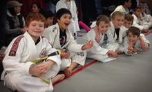 $75 for 10 Martial-Arts Classes for Kids Aged 3–6 or 6 or Older with a Uniform at West Coast Martial Arts ($225 Value)