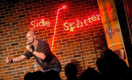 Standup Show and Drinks for Two or Four at Side Splitters Comedy Club (Up to 75% Off)