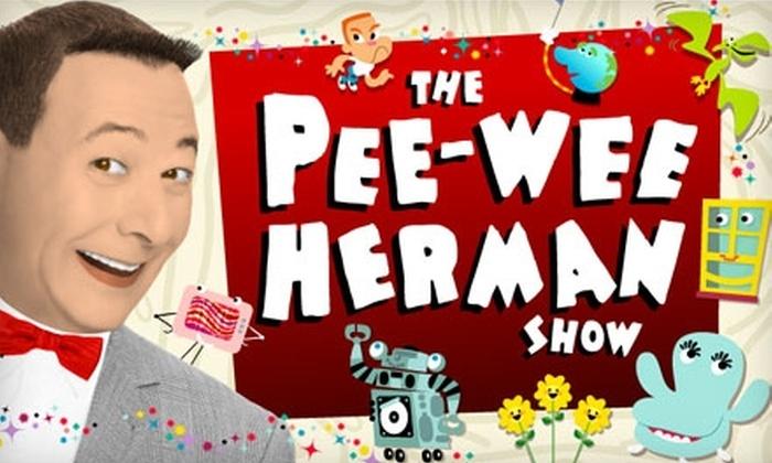 Pee wee herman musical new york