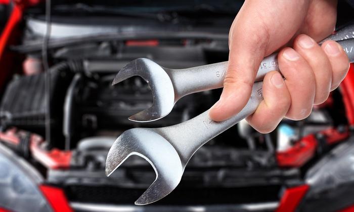 Point Service M P Car - Napoli: Controllo o tagliando auto con ispezione impianto gpl da 39 € invece di 180