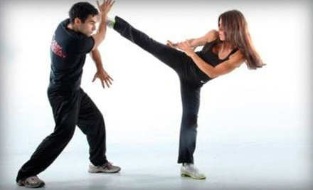 5 or 10 Classes at Krav Maga Academy (Up to 78% Off)
