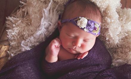 Family, Engagement, and Newborn Photoshoots at Amber Hein Photography (Up to 93% Off). Four Options Available.