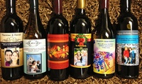 GROUPON: Up to 50% Off Personalized Wine Bottles WineGreeting.com