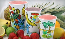 $5 for $10 Worth of Smoothies and Frozen Yogurt at Mr. Smoothie & Frozen Yogurt Bar