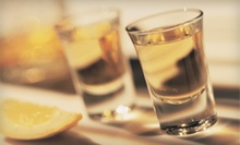 Tequila Tasting with Appetizers for Two or Four or Mexican Food for Dinner or Lunch at La Fogata (Up to 74% Off)
