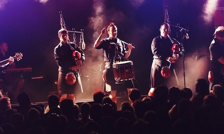 Red Hot Chilli Pipers at Warner Theatre on September 11 at 7:30 p.m. (Up to 46% Off)