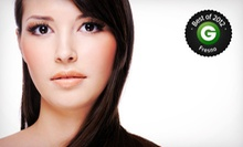 One or Three Microcurrent Face-Lift Facials at Original Skin by Elvira (Up to 56% Off)