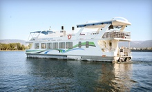 Evening Lake Cruise for Two from The Lake Lounge on Okanagan on June 3, 6, 10, or 13 (53% Off)