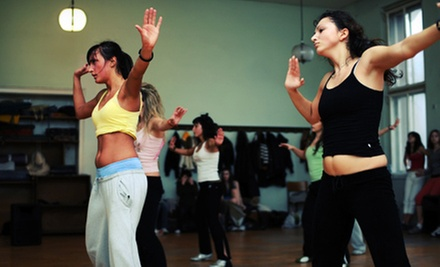 5 or 10 Classes from Zumba Marietta (Up to 70% Off)