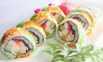 Samurai — Av. 5 de Outubro: refeição all you can eat de sushi para duas ou quatro pessoas desde 14,90€