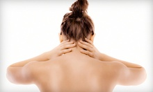 60- or 90-Minute Massage with Exam and Consultation at Perez Family Chiropractic (Up to 75% Off)