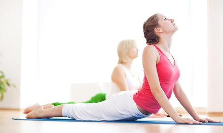10 or 20 Classes at Total Body Yoga  (Up to 68% Off)