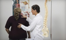 $49 for a Chiropractic Package with Exam, X-rays, and Massage at Zimmerman Family Wellness (Up to $405 Value)