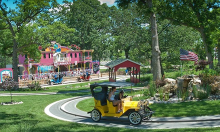 Amusement-Park Visit for Two or Four at Santa's Village Azoosment Park (Up to 49% Off)